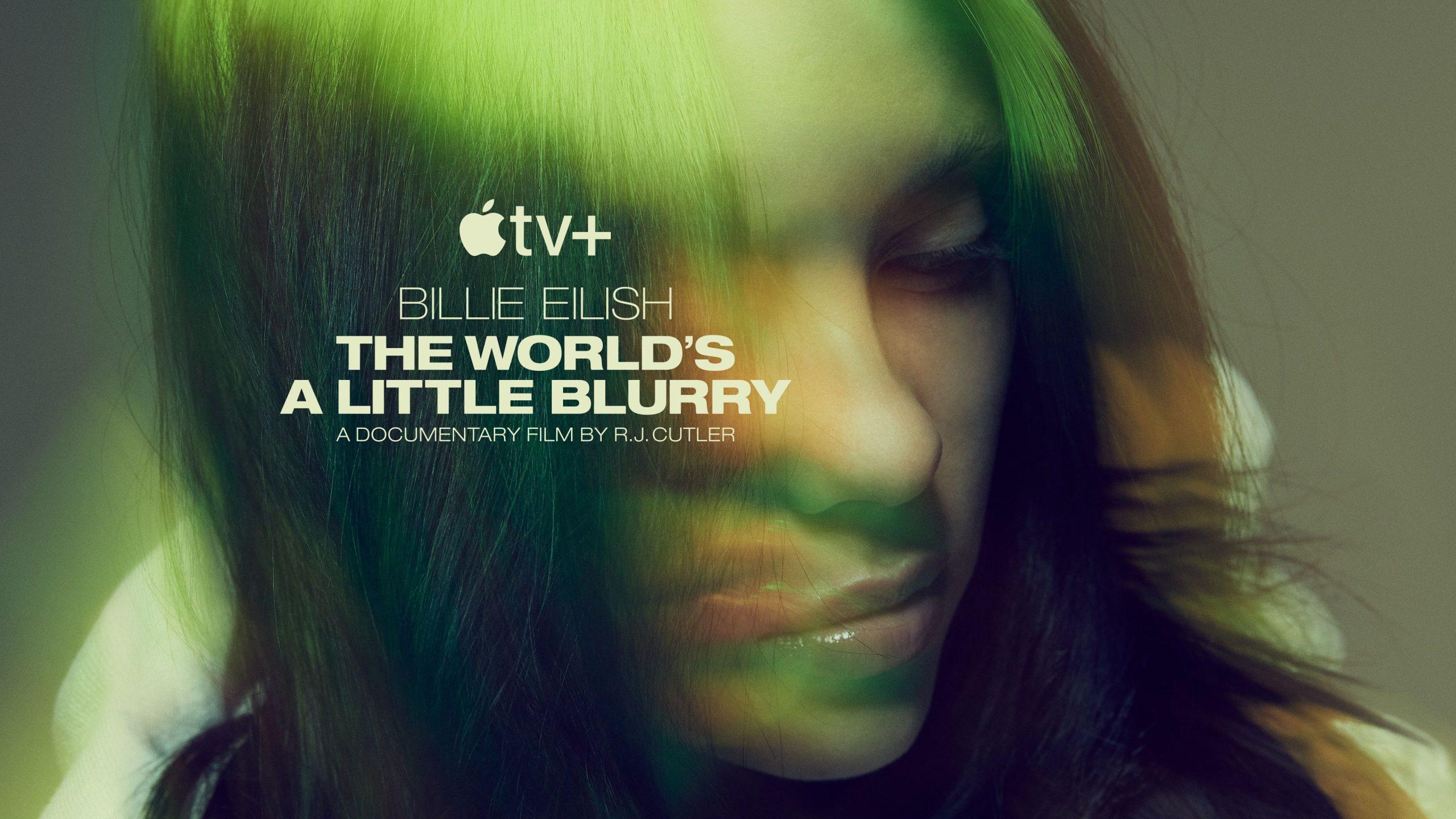 """ללא פילטרים /// מחשבות על סרט הדוקו החדש על בילי אייליש – """"The World's a Little Blurry"""""""